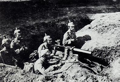 3 août 1914 : l'Allemagne déclare la guerre à la France | Racines de l'Art | Scoop.it