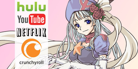 Legal Anime Exists: 4 Websites Where You Can Watch Anime For Free (Or Cheap)   ICT hints and tips for the EFL classroom   Scoop.it
