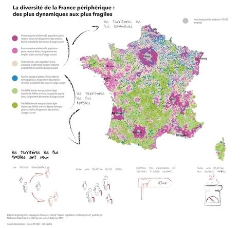populisme géographique guilluy france périphérique | Tenter de comprendre le monde moderne | Scoop.it