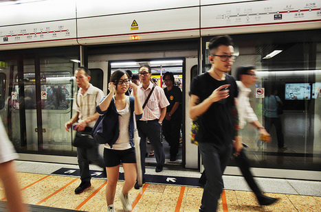 Hong Kong exports its super-efficient subway | SmartPlanet | HkLifemagazine | Scoop.it