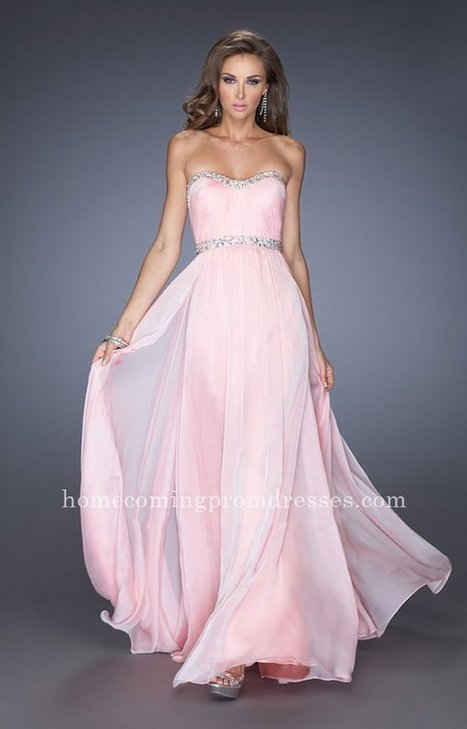 Draped Beaded Neckline Long Prom Dresses Light Mint La Femme 19987 [LF-19987] - $179.00 : Prom Dresses | Homecoming Dresses | girlsdresseshop | Scoop.it