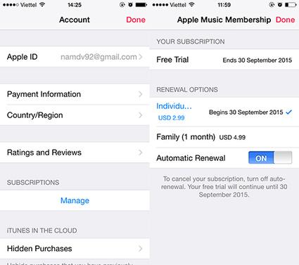 Hướng dẫn đăng ký sử dụng Apple Music tại Việt Nam | Avast Mobile Backup & Restore v1.0.7650 cho Android | Scoop.it