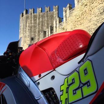 Ducati Team take to the streets of San Marino   Ductalk Ducati News   Scoop.it