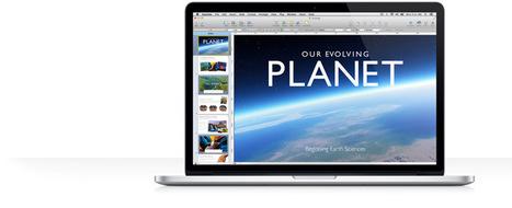 Apple - iWork - Keynote - Crea presentaciones arrebatadoras fácilmente. | Edu-Recursos 2.0 | Scoop.it