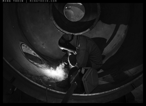 Workers of heavy metal - a combined On Assignment Film Diaries Photoessay, part one | Sculpting in light | Scoop.it