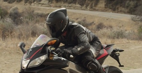 The Skully Smart Motorcycle Helmet Sharpens Your Senses On The Road | Motorcycle Innovations | Scoop.it