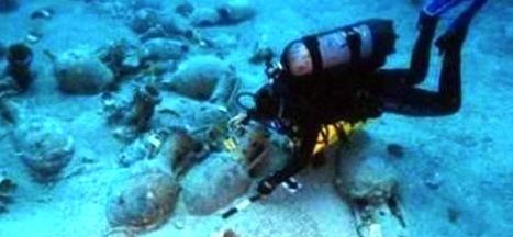 Hellenistic, Ottoman-Era Shipwrecks Found Near Cyprus | MDV 2014 | Scoop.it