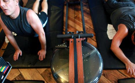 Rowing Revives in the Gym | Indoor Rowing | Scoop.it