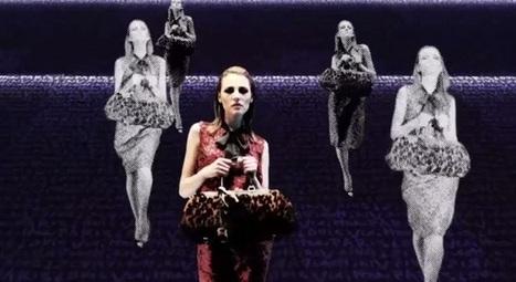Louis Vuitton parcourt son année digitale 2012   E-commerce, M-commerce : digital revolution   Scoop.it