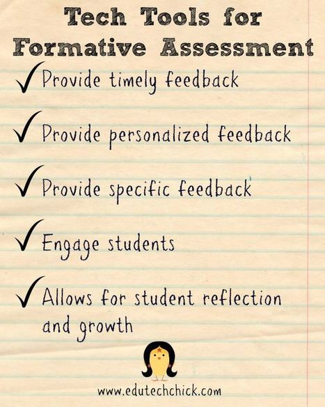 10 Formative Assessments Tech Tools to Put to the Test in 2015 | Edtech PK-12 | Scoop.it