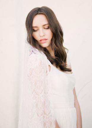 Wedding Veil Styles You'll Love | a la mode | Scoop.it