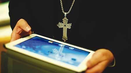 La religión en la red / María Cristina Rosas   Comunicación en la era digital   Scoop.it
