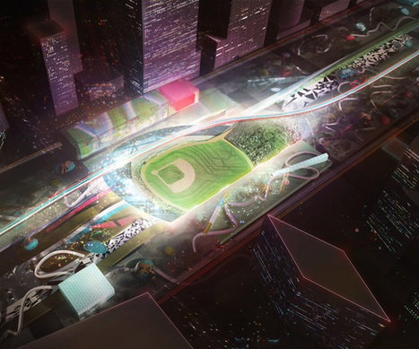 Introducing Populous' Living Park, an exclusive baseball stadium for ... | Sports Facility Management 4331864 | Scoop.it