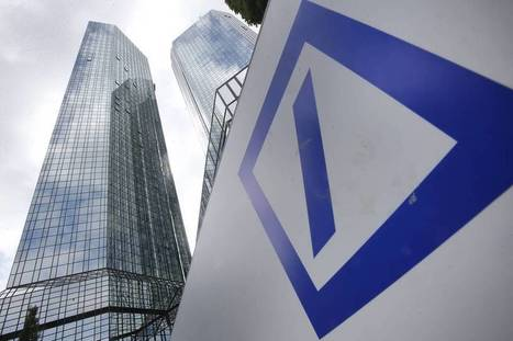 Germany Blasts Deutsche Bank Executives Over Culture | Ethics? Rules? Cheating? | Scoop.it