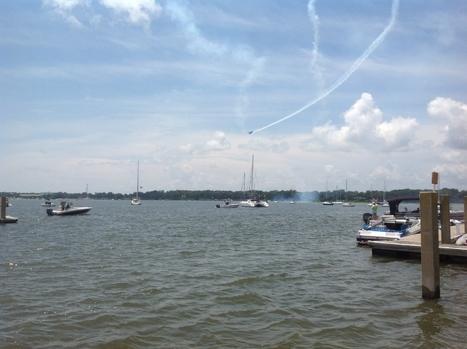 Grand voyage en voilier: Savannah ou Beaufort   Voyage en Catamaran, rien de plus simple.   Scoop.it