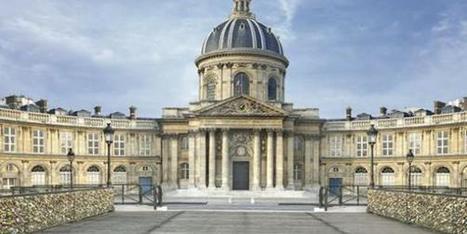 Institut de France : « Nous sommes fiers d'être mécènes » | Actu Web, TV et divers via DP | Scoop.it