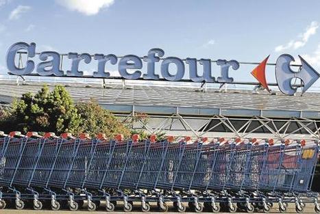 Les Galeries Lafayette, deuxième actionnaire de Carrefour   La Synthèse Retail, Digital & CRM par etixia   Scoop.it