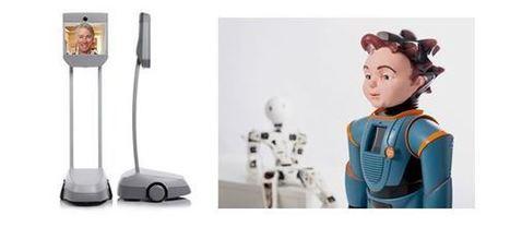 Les Robots débarquent dans les résidences médicalisées (Ehpad) du groupe associatif EDENIS | Une nouvelle civilisation de Robots | Scoop.it