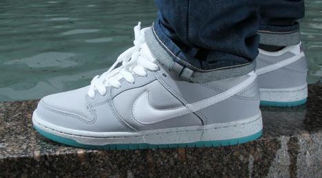 "Nike SB Dunk Low Premium ""McFly"" | #Design | Scoop.it"