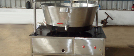 Khoya Making Machine Manufacturers and Suppliers – Milkon Heavy Engineering | Khoya or Khava Making Machine Manufacturer and Supplier in India | Scoop.it