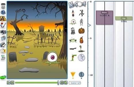 Crea animaciones, tarjetas y cuentos con Kerpoof | Nuevas tecnologías aplicadas a la educación | Educa con TIC | Recursos TIC | Scoop.it