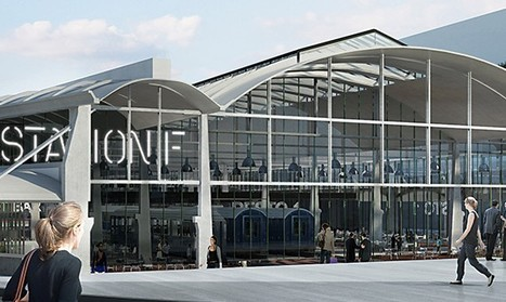 With Station F, Paris will have the world's biggest startupcampus | Innovation Ecosystems - Hubs - Accelerators | Scoop.it