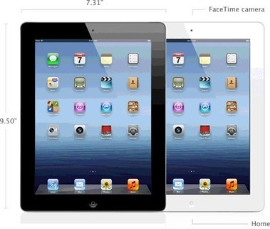 The New iPad 3 Philippines Price, Features and Specifications - NoypiGeeks | Gadget Reviews | Scoop.it