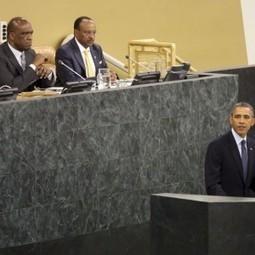 Full text of Obama's 2013 speech at UN General Assembly - How I Miss HUGO CHÁVEZ !!!   Saif al Islam   Scoop.it