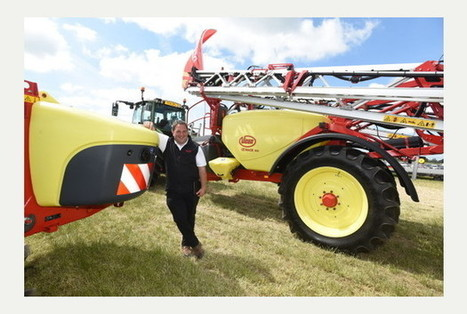 BBSRC, JIC, Rothamsted mentions: Thousands of visitors descend on Boothby Graffoe for Cereals 2015 | BIOSCIENCE NEWS | Scoop.it