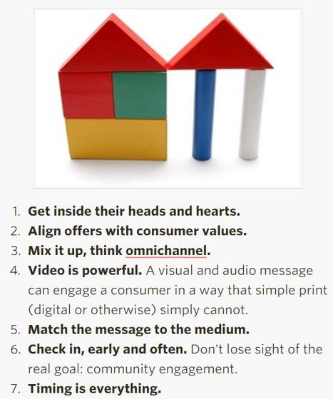 Customer Relationships - Seven Building Blocks of a Customer-Centric Marketing Strategy : MarketingProfs | Big Data & Storytelling | Scoop.it