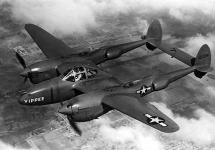 Lockheed P-38 Lightning | Faction Assignment | Scoop.it