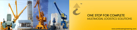 High Performance Material Handling Equipment and Crane Suppliers in India | Ambica Engineering | Scoop.it