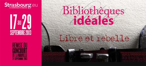 Actualités - Bibliothèques Ideales Strasbourg | essai collège | Scoop.it