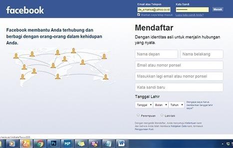 Cara Hack Akun Facebook Orang Lain Menggunakan Lupa Password Terbaru 2016   Caragoogle.com   Muhammad Avanda Alvin   Scoop.it