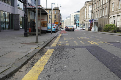 Third world Edinburgh: Tourists slam state of roads in Scots capital | Deadline News | Today's Edinburgh News | Scoop.it