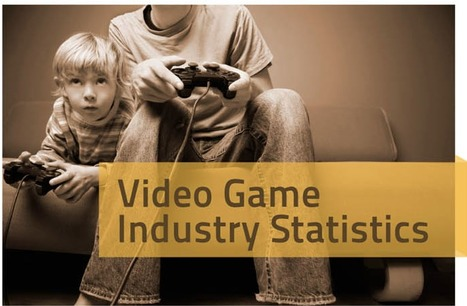 Video Game Industry Stats | Video Game Design for Schools | Scoop.it
