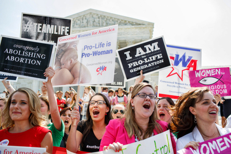 Arguing Abortion - The New Yorker | F News | Scoop.it