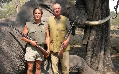 King Juan Carlos of Spain ousted from WWF presidency after row over hunting trip | Trophy Hunting: It's Impact on Wildlife and People | Scoop.it