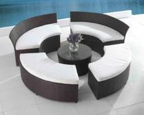 Modern Patio Furniture | Outdoor Wicker Lounges and Sofas | modern patio furniture | Scoop.it