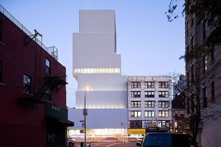 [New York, USA] New Art Museum / SANAA architects | The Architecture of the City | Scoop.it