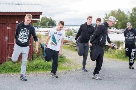 Amikset virkistyvät juoksulenkillä ja puurolla - Maakunta - Alueet - Uutiset - Karjalainen   Sisustajakilta   Scoop.it