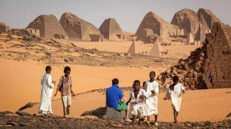 Las otras pirámides de Egipto en las que casi no hay turistas | ArqueoNet | Scoop.it
