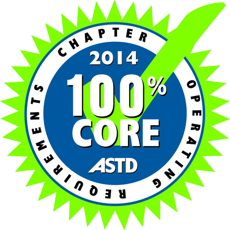 CCASTD Achieves 100% CORE from ASTD National! | ATDChi News | Scoop.it