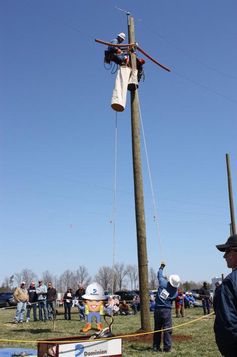 High-Flying Cowboys . . . Lineman Style   Where's Dee?   Powerlineman   Scoop.it