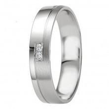 18K - WEDDING BAND - diamond fc 0,03 Ct. w/si - Price Range: US$447.00   Wedding Band Collection Dubai   Scoop.it