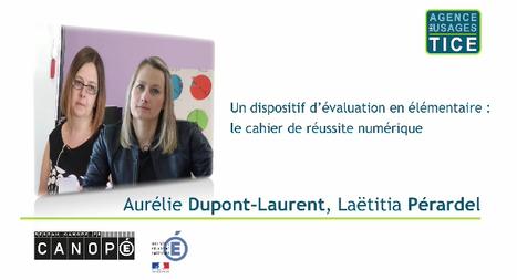Témoignage : Un dispositif d'évaluation en élémentaire: le cahier de réussite numérique via @Usages_TICE | TICE et éducation en Corse | Scoop.it