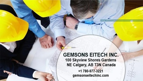 GEMSONS EITECH INC : QC Inspection Services | GEMSONS EITECH INC | Scoop.it