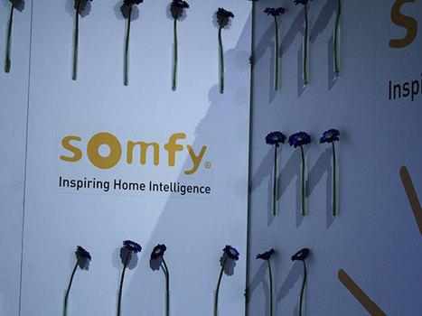 LeWeb'13 : la solution domotique connectée de Somfy | Domotique | Scoop.it