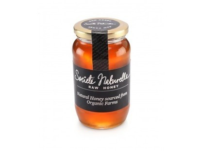 Buy Societe Naturelle Raw Honey (500G) Online | Organic Health Food Products and Natural Beauty Products | Scoop.it
