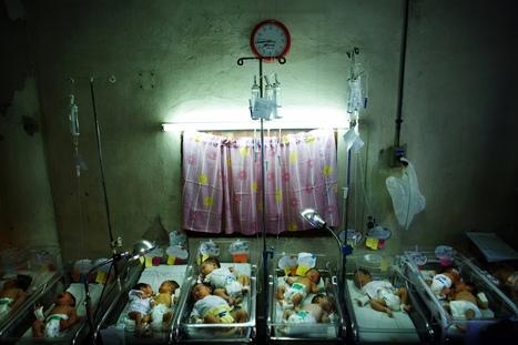Overpopulation in Manila | Photographer:  Mads Nissen | PHOTOGRAPHERS | Scoop.it